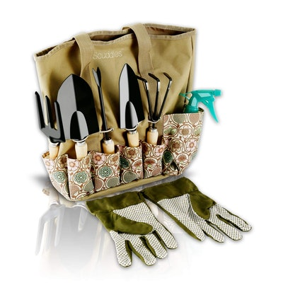 Scuddles Garden Tools Set (8-Piece Set)