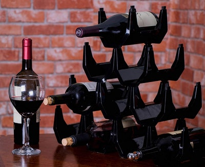 Clever Chef Customizable Plastic Wine Rack