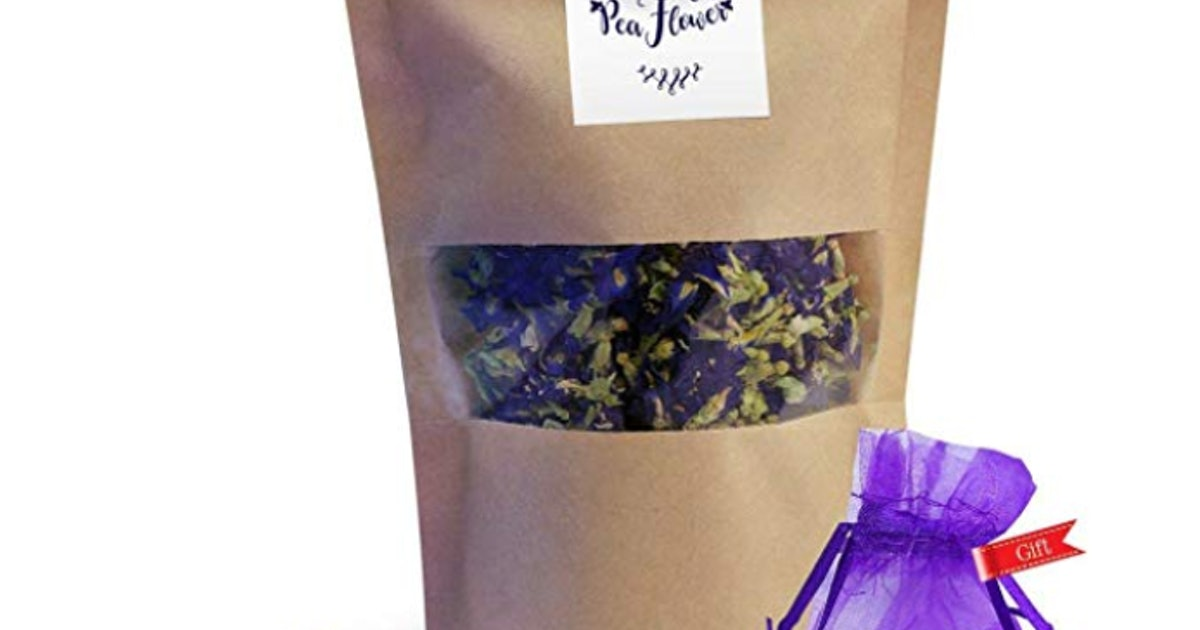 Blue Butterfly Pea Flower For Skin Will Be The Prettiest New Addition To Your Routine