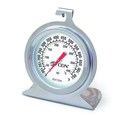 CDN POT750X ProAccurate High Heat Oven Thermometer