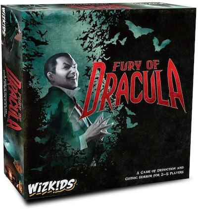 WizKids Fury Of Dracula, 4th Edition
