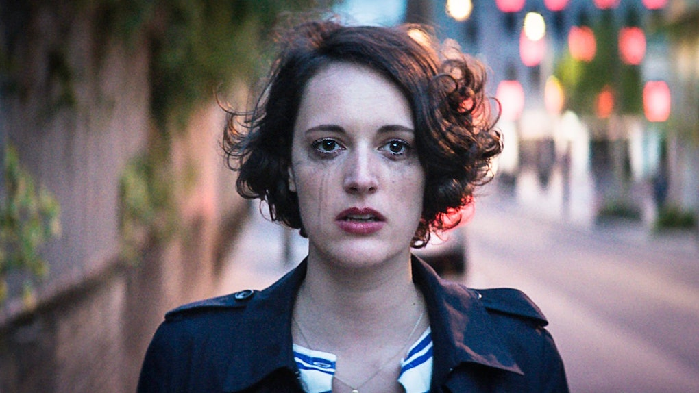 Image result for phoebe waller-bridge fleabag""