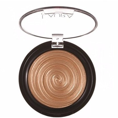 Laura Geller New York Baked Gelato Swirl Illuminator in Gilded Honey