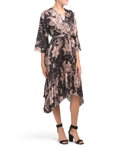 Coolples Floral Print Dress (Sizes S-XL)