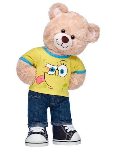 Happy Hugs Teddy SpongeBob SquarePants Gift Set