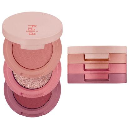 Beauty Bento Bouncy Shimmer Eyeshadow Trio