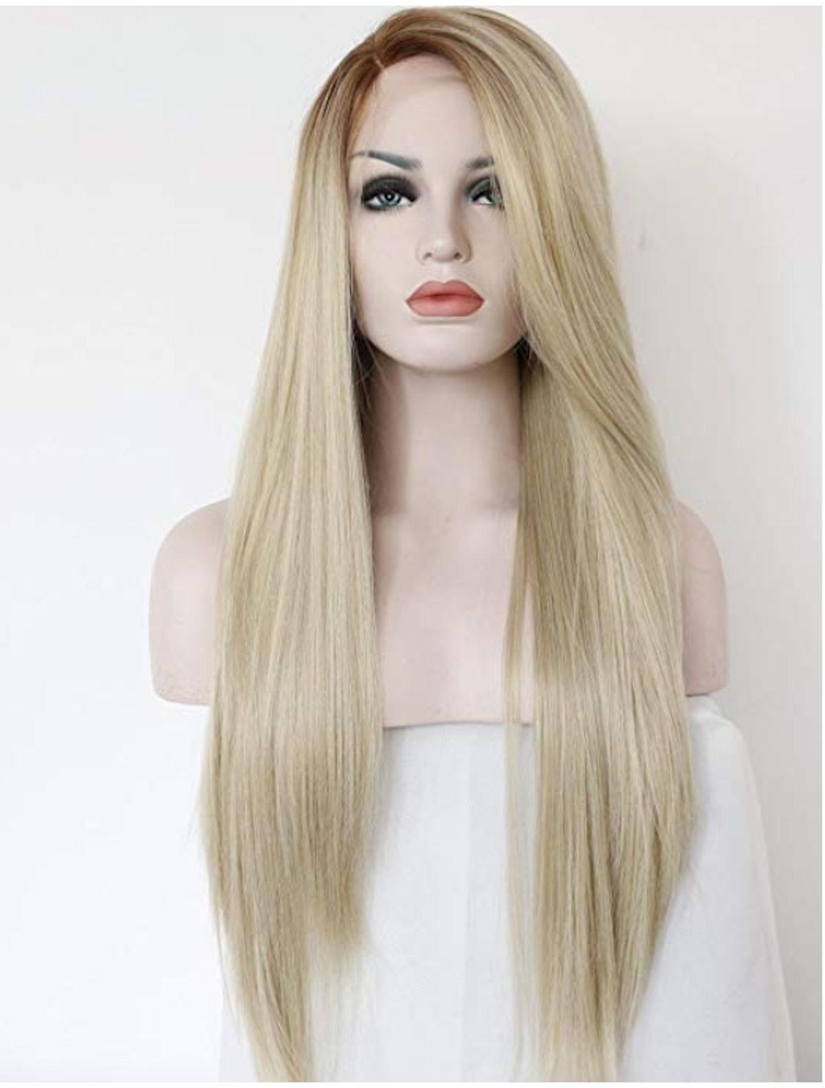 K'ryssma Fashion Ombre Blonde Wig
