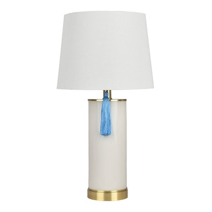 One Kings Lane Open House™ Halley Table Lamp in Ivory