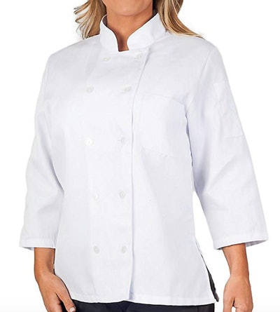 KNG Women's Classic White Chef