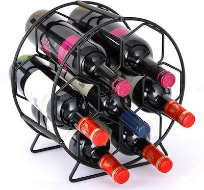 PAG Metal Tabletop Wine Rack