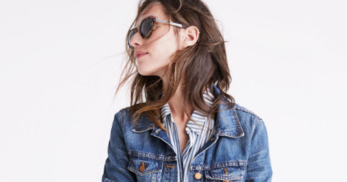 Phew: Meghan Markle's Madewell Denim Jacket Is Still For Sale