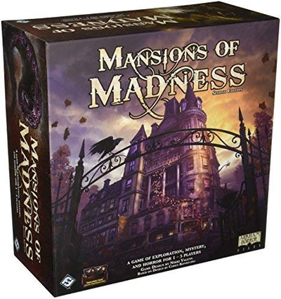 Fantasy Flight Games Mansions Of Madness, 2nd Edition