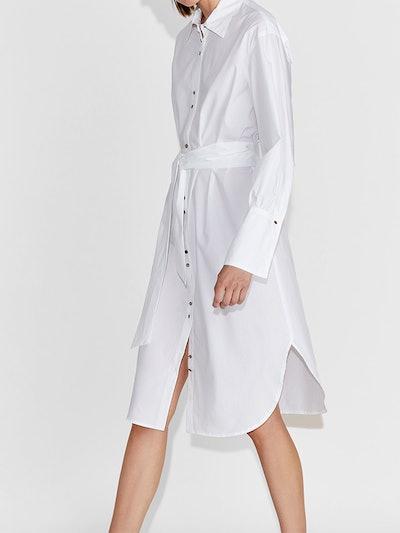 Florence Midi Shirt Dress