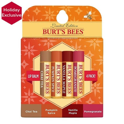 Limited-Edition Fall Lip Balm 4-Pack