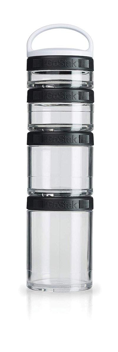 Blender Bottle Stacking Jars
