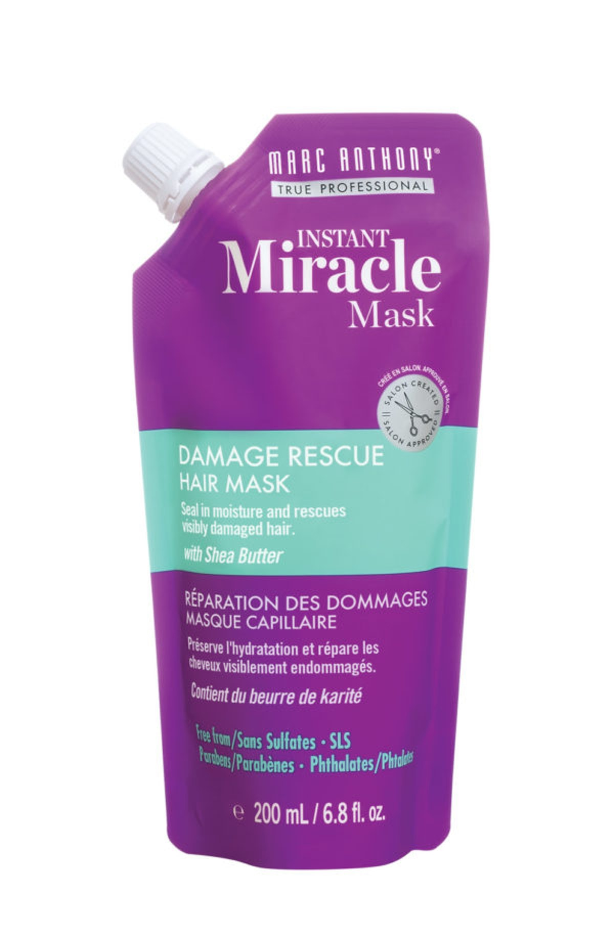 Marc Anthony Instant Miracle Damage Rescue Hair Mask