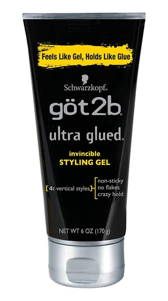 Ultra Glued Invincible Styling Hair Gel