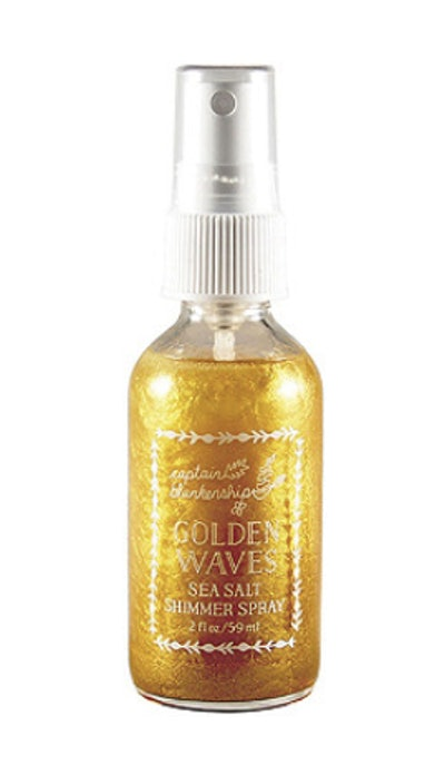 Online Only Travel Size Golden Waves Sea Salt Hair Spray