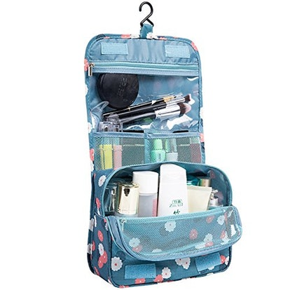 HaloVa Toiletry Bag Multifunction Cosmetic Bag