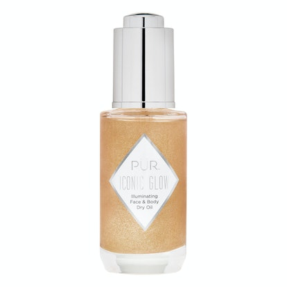 Crystal Clear Iconic Glow Oil