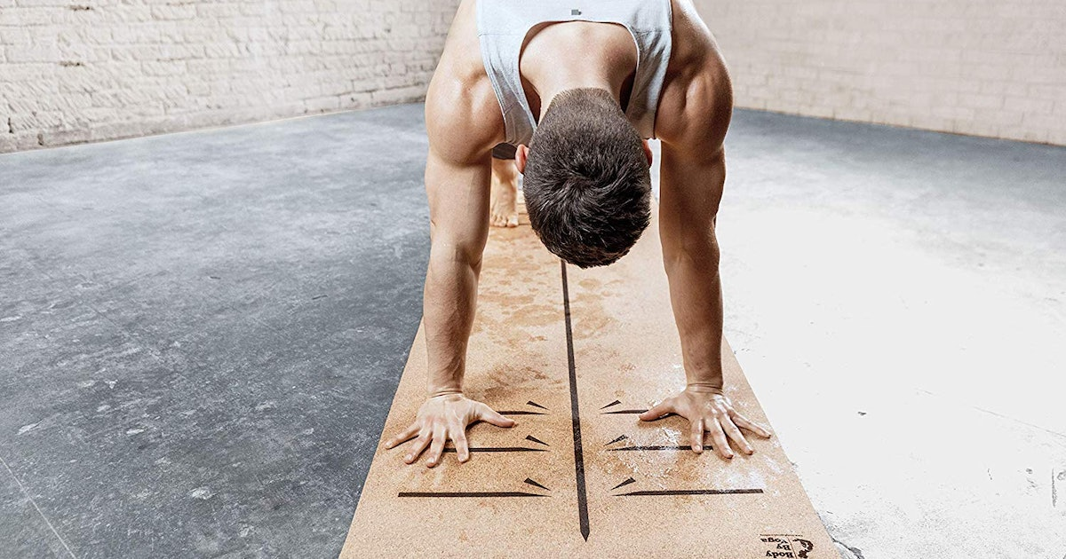 The 6 best yoga mats for men