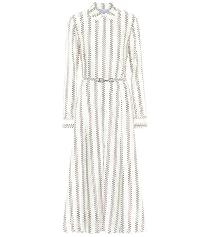 Mariano Silk Midi Dress