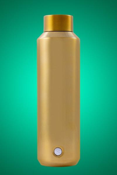 Starbucks Gold Water Bottle