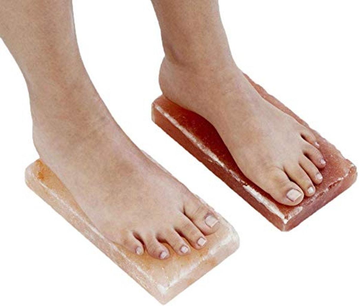 New Himalayan Salt Block Detox For Foot (2-Pack)