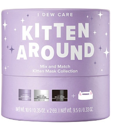 Kitten Around Mix and Match Kitten Mask Collection