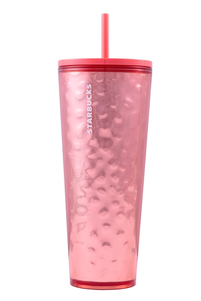Pink Cold Cup