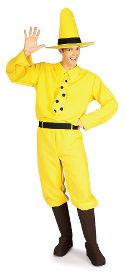 Rubie's Man in The Yellow Hat Costume
