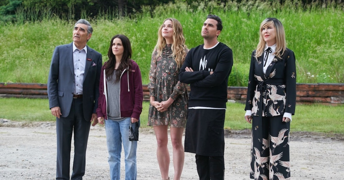 'Schitt's Creek' Was Inspired By 'The Hills,' According To Dan Levy