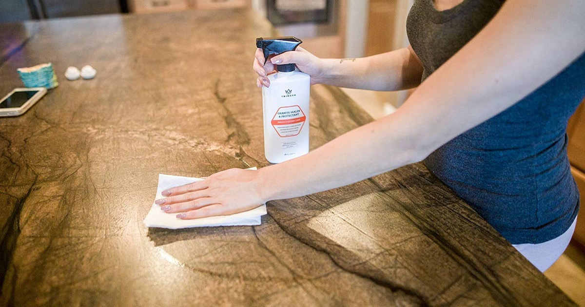 The 6 Best Granite Cleaners