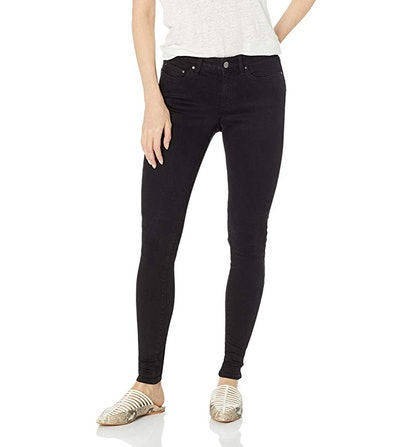 Daily Ritual Women's Mid-Rise Skinny Jean