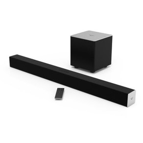 VIZIO 2.1 Channel Sound Bar with Wireless Subwoofer
