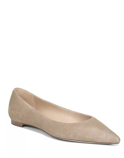 Sally Pointed Toe Flats