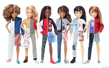 Creatable World Customizable Doll Kit