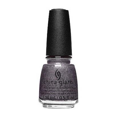 China Glaze Nail Lacquer in You've Got Blackmail
