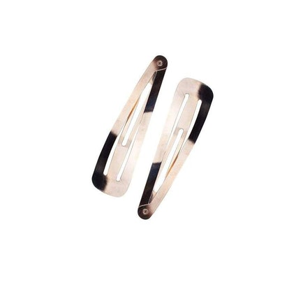 XL Snap Hair Clip in Rose Gold