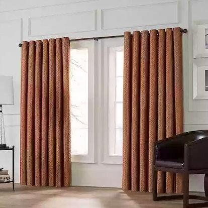 Valeron Stradivari Room Darkening Window Curtain Panel