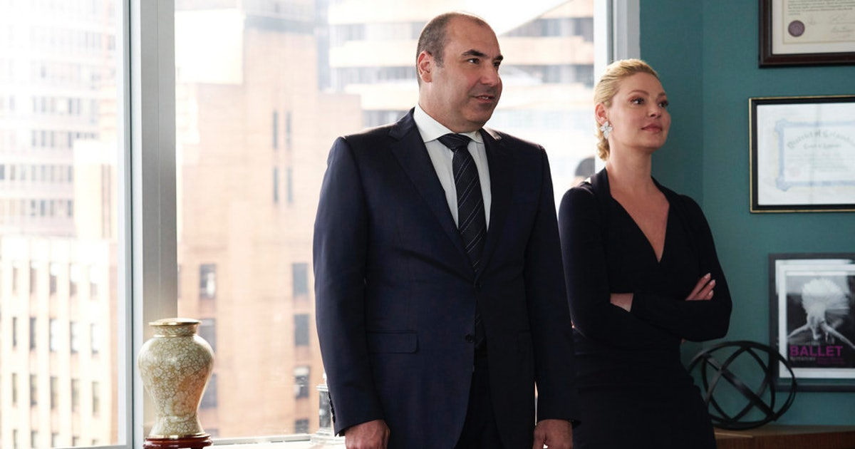 Is 'Suits' On Netflix? Katherine Heigl Is Going To Have A Void To Fill