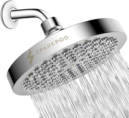 SparkPod High Pressure Rain Shower Head