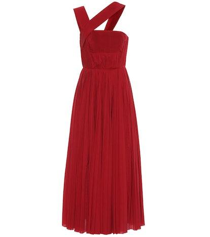 Norah Cotton Midi Dress