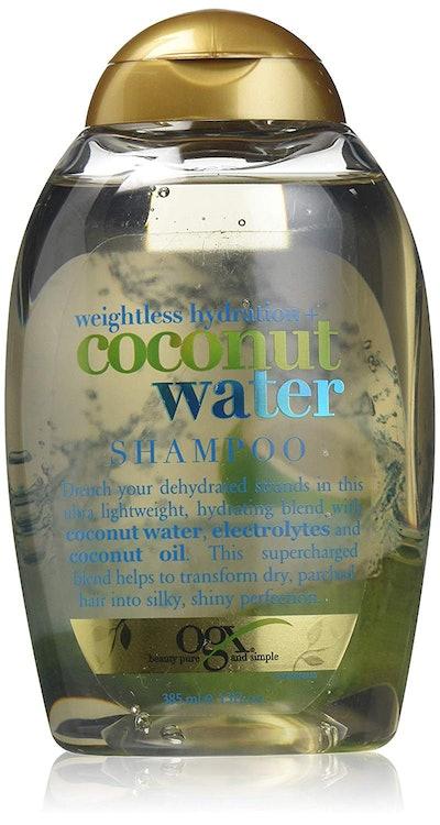 OGX Weightless Hydration + Coconut Water Shampoo
