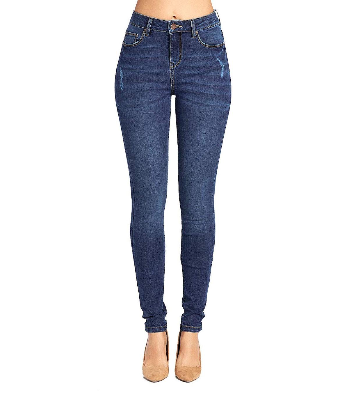 Blue Age Women's Skinny Jeans