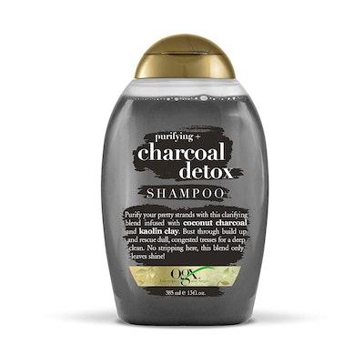 OGX Purifying + Charcoal Detox Shampoo
