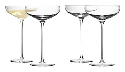 Wine Champagne Saucer by LSA International
