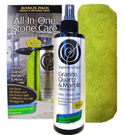 Supreme Surface Granite, Quartz, & Marble Treatment
