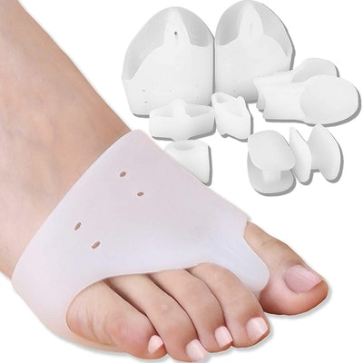 DR JK Bunion Relief And Ball of Foot Cushion Kit