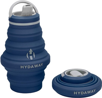 HYDAWAY Collapsible Travel Water Bottle